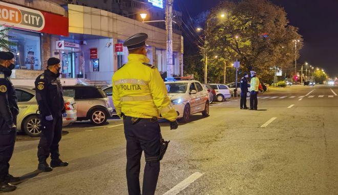 Amenzi usturătoare, după ora 23.00, pentru cei care ies pe stradă fără declarații! - noapteacontrol-1605636681.jpg