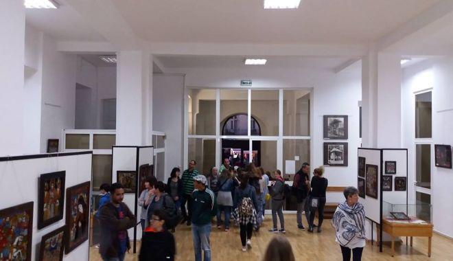 """Foto: """"Noaptea muzeelor"""", marcată la Muzeul de Artă Populară Constanța"""
