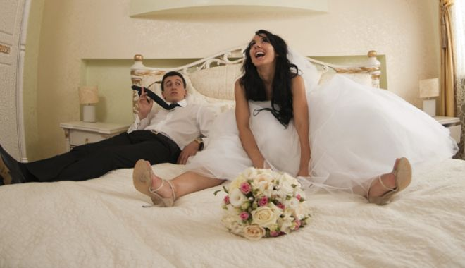Foto: Noaptea nunţii lui Ion