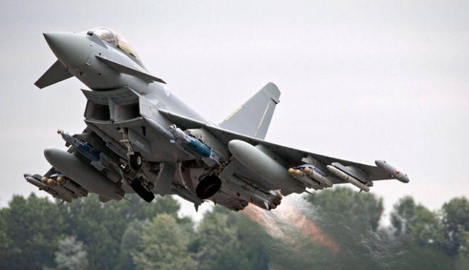Foto: Noi avioane vin în sprijinul bazei Kogălniceanu. Flancul estic al NATO, întărit