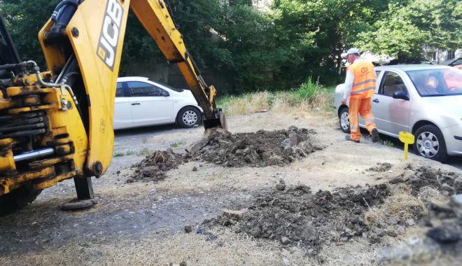 Foto: Administrația locală a amenajat noi locuri de parcare în cartierul Inel I