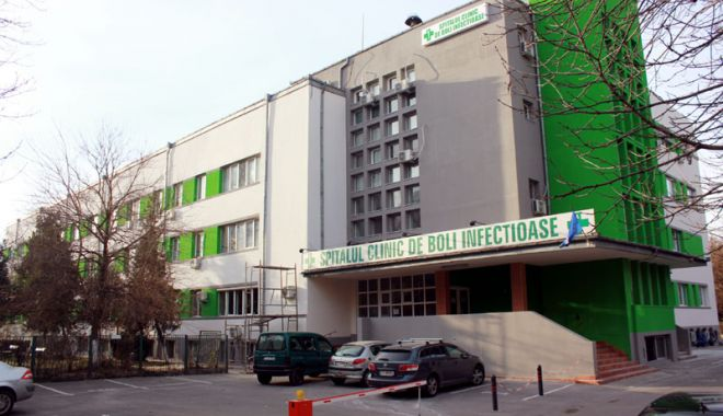 Constănțenii cu diaree au luat cu asalt Spitalul de Boli Infecțioase