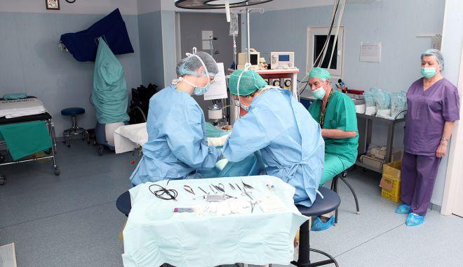Foto: Noi premiere medicale la Spitalul de Urgenţă Constanţa