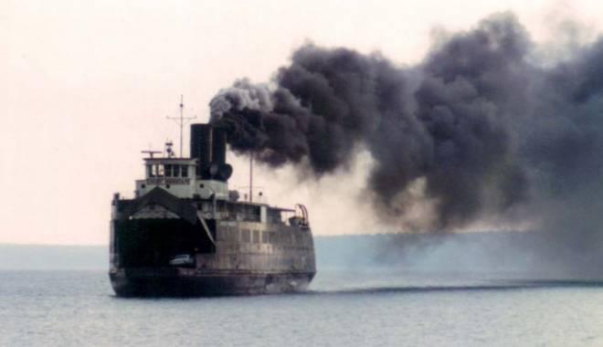 Foto: Noi restricţii privind combustibilii navelor care intră în porturile maritime româneşti