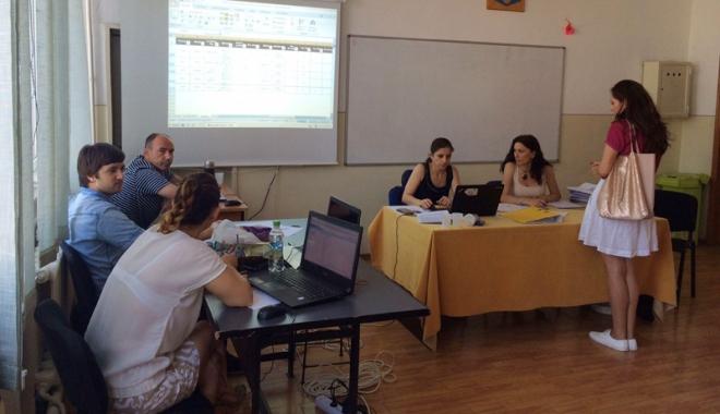 Foto: Noi şedinţe publice de ocupare  a posturilor în învăţământul constănţean