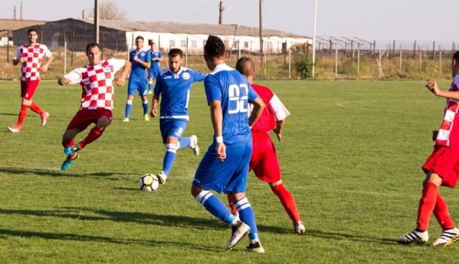 Foto: Noi succese pentru SSC Farul şi Axiopolis Cernavodă