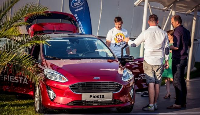 Foto: Surprize pentru fanii Ford. Noul Fiesta este disponibil la Ţiriac Auto