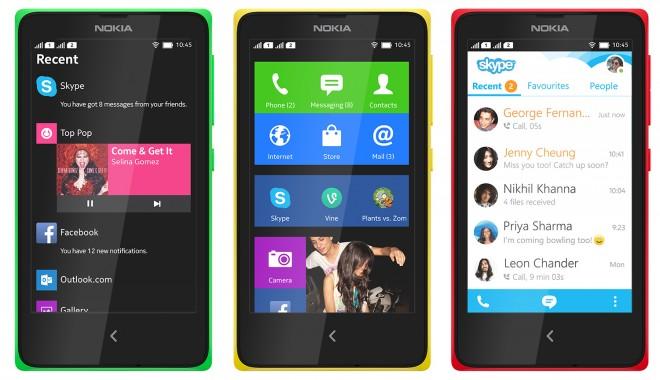 Foto: Nokia X2 Dual SIM, lansat oficial şi disponibil din iulie. Iată cât va costa