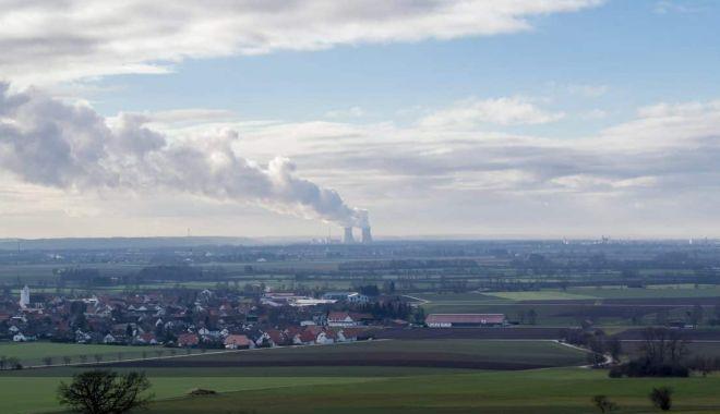 Foto: Alertă în Europa: Nordul continentului, acoperit de un nor radioactiv