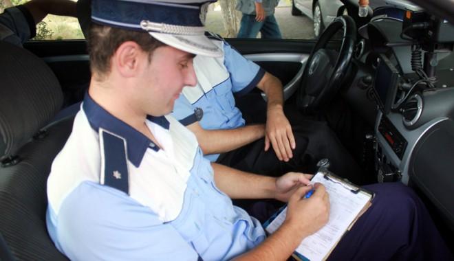 Foto: Notar public din Mangalia, în atenţia poliţiştilor pentru distrugere