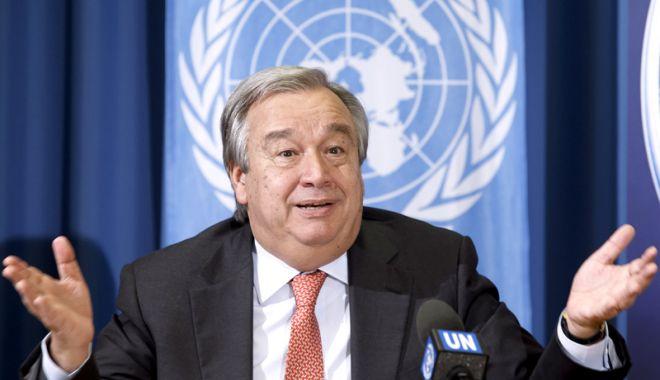 Foto: Nou apel al ONU la încetarea operaţiunilor militare în sud-vestul Siriei