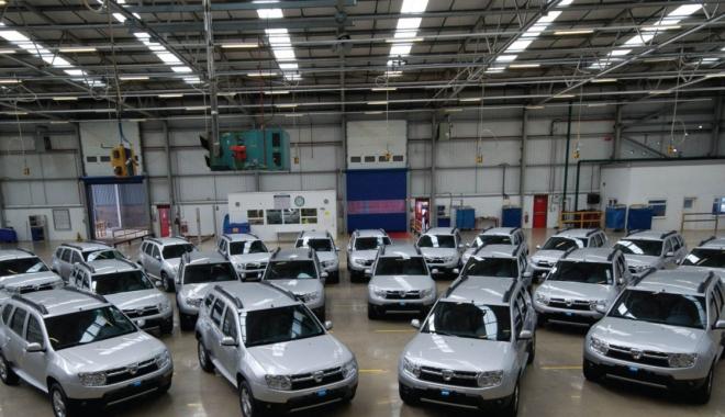Foto: Primele fotografii cu noul model Dacia Duster