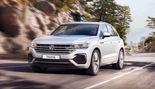 Foto: Noul Volkswagen Touareg  s-a lansat şi la Constanţa