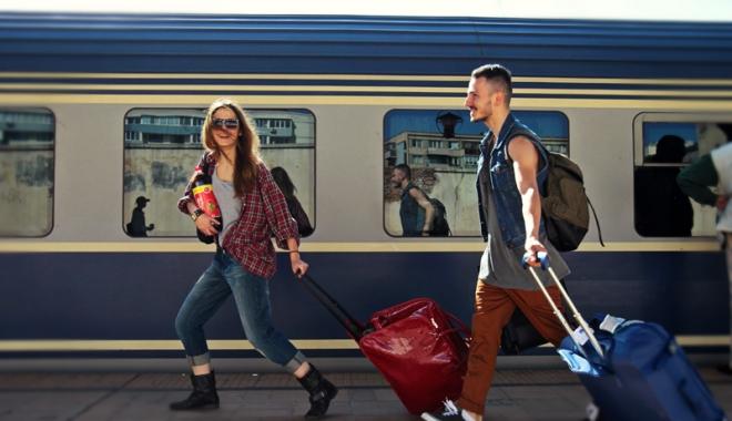 Foto: Noutăţi legate de călătoriile gratuite ale studenţilor