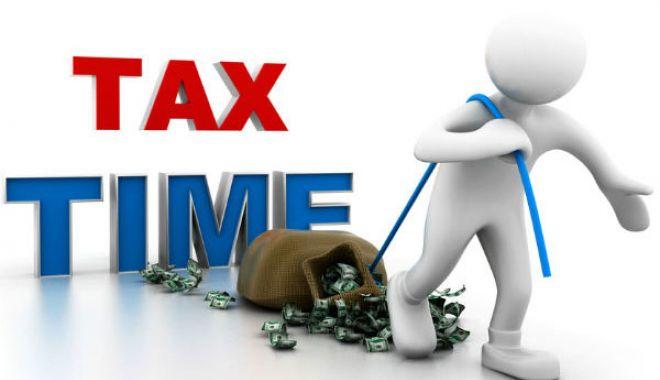 Foto: Noutăți privind impozitul pe profit
