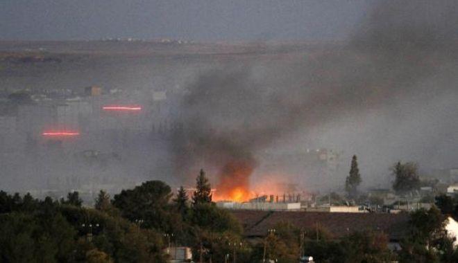 Foto: Pilotul rus doborât în Siria s-a sinucis cu o grenadă pentru a nu fi capturat