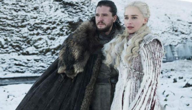 """Foto: Peste 10 milioane de americani nu vor merge luni la serviciu, din cauza finalei """"Game of Thrones"""""""