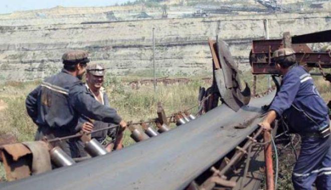 Foto: Tragedie la Cariera Peșteana Nord. Un miner și-a pierdut viața