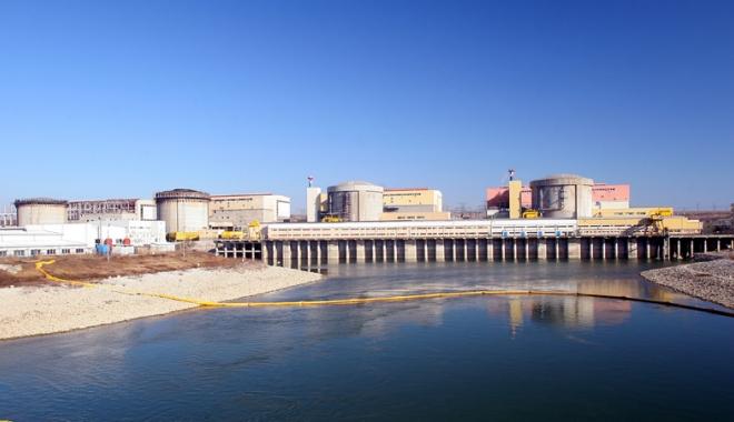 Foto: Nuclearelectrica  a oprit controlat  reactorul 2 de la Cernavodă