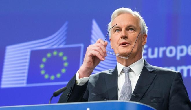 """Foto: """"Nu există suficiente progrese pentru  a trece la a doua fază a negocierilor"""""""