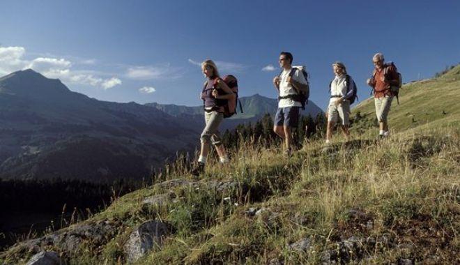 Foto: Iată cu cât a crescut numărul turiștilor