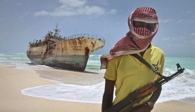 Foto: Numărul incidentelor de piraterie pe mare este în scădere