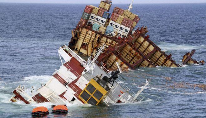 Foto: Numărul pierderilor totale din shipping-ul internațional s-a înjumătățit în 2018