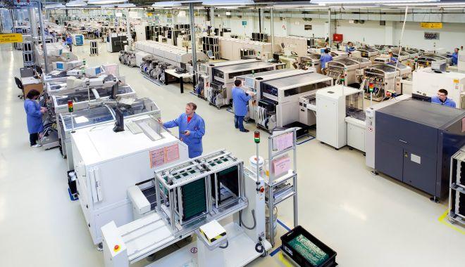 Foto: Numărul salariaților a crescut