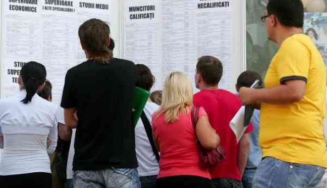 Foto: Numărul șomerilor a scăzut la 419.000 de persoane