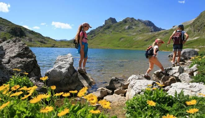 Foto: Numărul turiştilor a crescut cu peste 17% în 2015