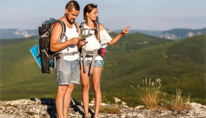 Foto: Numărul turiştilor a crescut cu aproape 11%
