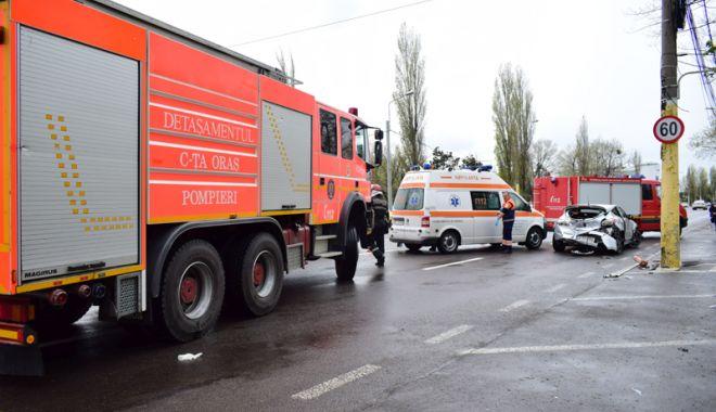 Foto: Numărul victimelor accidentelor  rutiere, în scădere la Constanţa