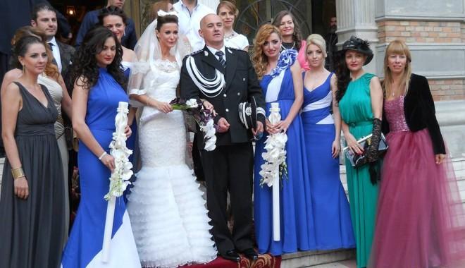 Galerie FOTO. Managerul Iaki Mamaia și șeful Crimei Organizate s-au căsătorit în stil rock-baroc - nuntapavel51370161188-1370254057.jpg
