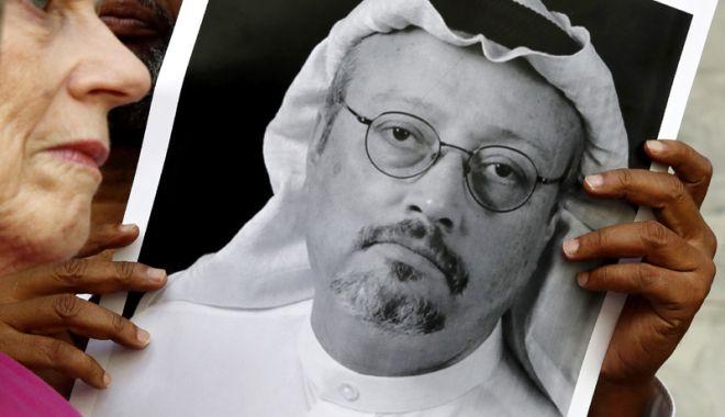 """Foto: """"Nu pot respira"""": ultimele cuvinte  ale lui Khashoggi, în transcrierea  unei înregistrări audio"""