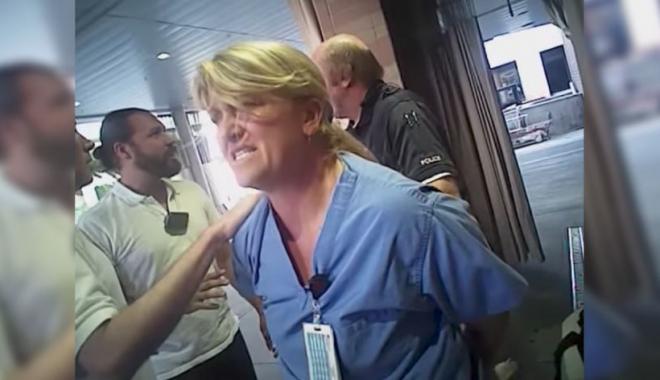 Asistentă arestată pentru că nu a permis recoltarea de analize de la un pacient în comă - nursealexwubblesarrested-1504434713.jpg
