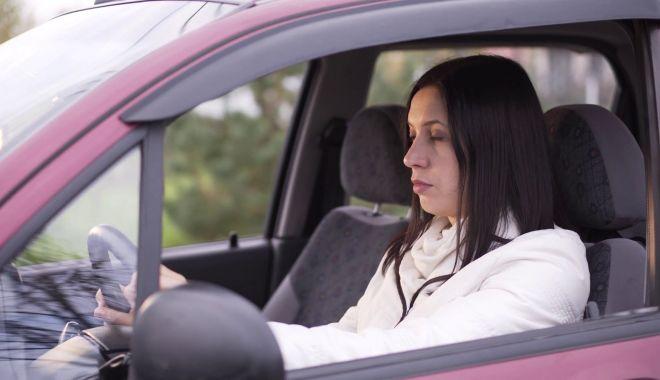 Foto: Nu te pune cu şoferiţele