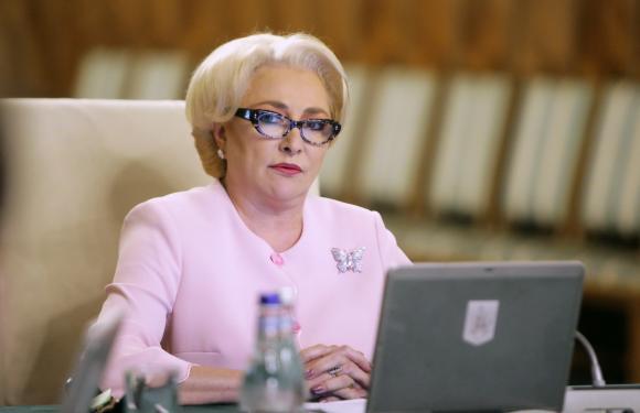 Foto: Viorica Dăncilă, REFUZ CATEGORIC, după ce a fost convocată de Klaus Iohannis la Palatul Cotroceni