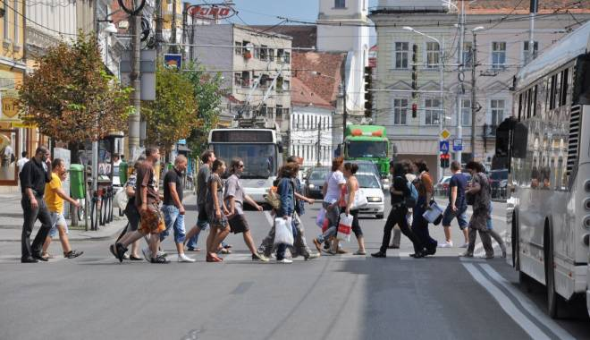 Foto: INS. Populaţia României, în cădere liberă