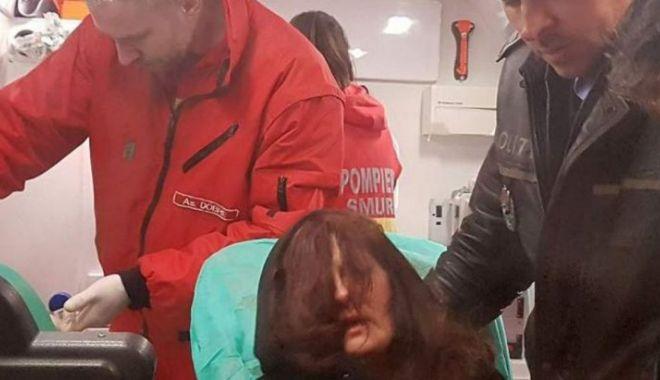 Foto: Educatoarea care şi-a ucis fiica de patru ani, reţinută 24 de ore. Prima declaraţie despre fapta sa
