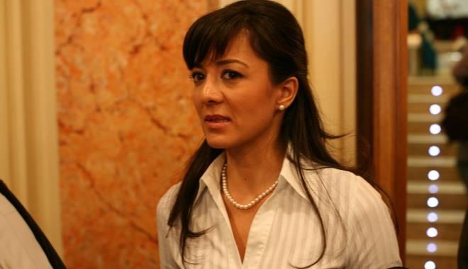 Foto: Deputaţii au luat la cunoştinţă de demisia Oanei Niculescu Mizil