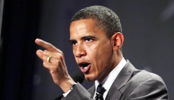 Foto: Criza nord-coreeană. Barack Obama se aşteaptă la noi provocări