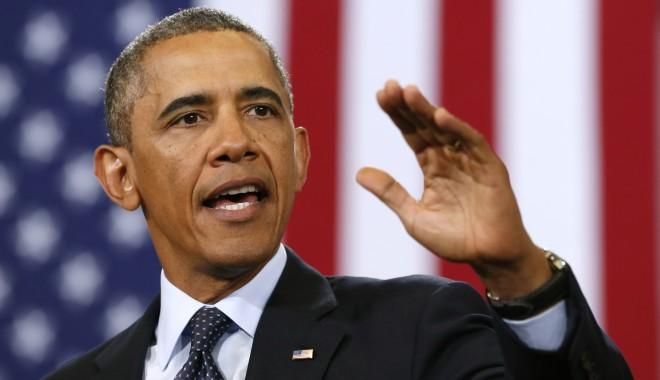Foto: Obama consideră prematură folosirea unui medicament exprimental în Africa