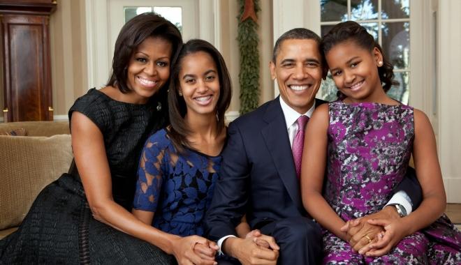 Foto: BARACK OBAMA, ultimul său mesaj de Crăciun în calitate de preşedinte al SUA