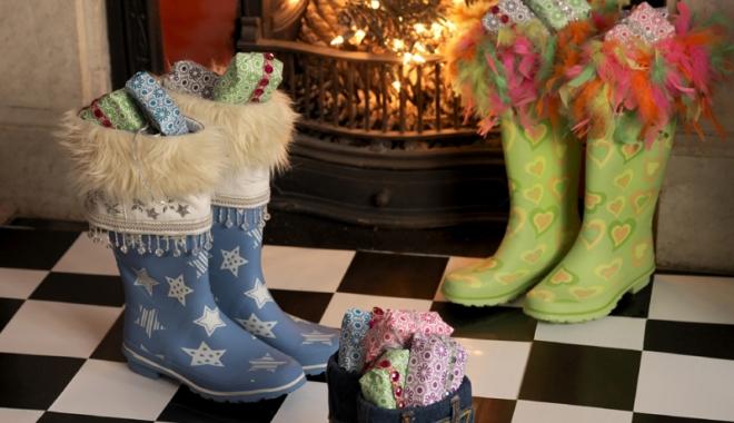 Foto: Tradiţii din moşi-strămoşi. Sfântul Nicolae ne arată cum va fi iarna