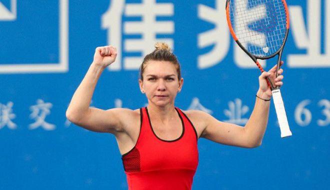 """Foto: """"Obiectivul principal este să mă menţin  pe locul 1 WTA"""""""