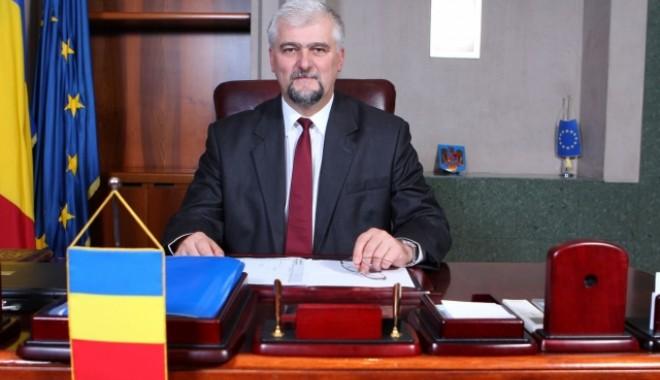 Foto: Marius Obreja este propunerea liberalilor pentru șefia Senatului