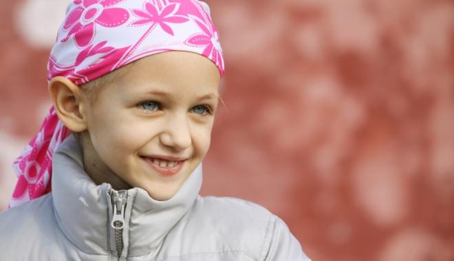 Foto: O bucurie  pentru copiii bolnavi de cancer