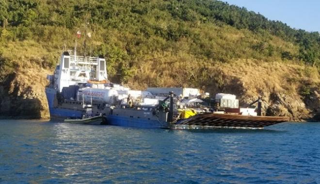 """""""Ocean Spirit"""" a eșuat la intrarea în portul Charlotte - oceanspiritaesuatlaintrareainpor-1516797137.jpg"""