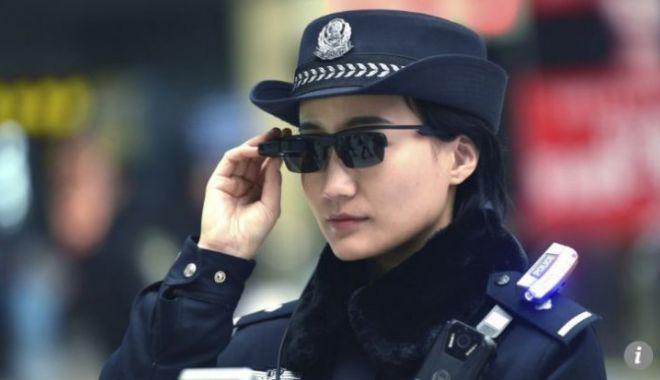 Foto: SF devenit realitate! Ochelarii care recunosc criminalii dintr-o privire