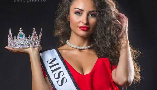Foto: GALERIE FOTO / O constănţeancă a câştigat concursul Miss Elegant Universe 2018